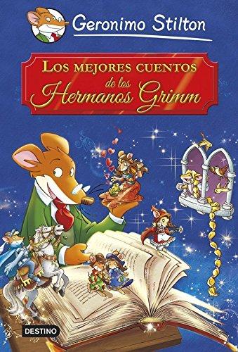 9788408121640: Los mejores cuentos de los Hermanos Grimm: Grandes Historias (Grandes historias Stilton)