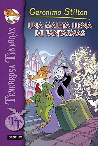 9788408122401: Una maleta llena de fantasmas: Tenebrosa Tenebrax 6
