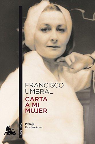 9788408123651: Carta a mi mujer (Spanish Edition)