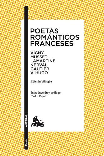 9788408123682: Poetas románticos franceses (Poesía)