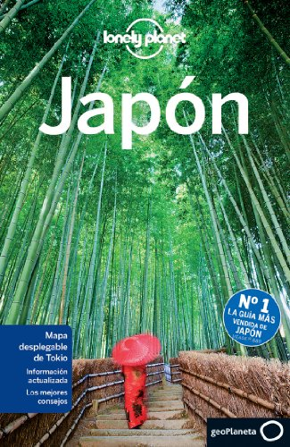 9788408124054: Lonely Planet Japon (Travel Guide) (Spanish Edition)