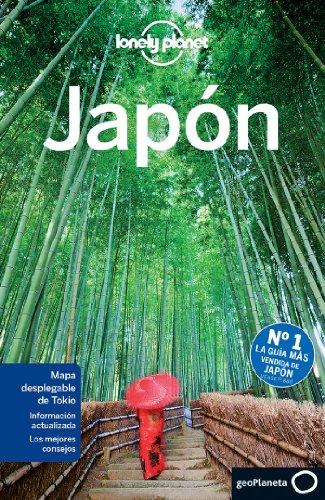 9788408124054: Japón 4 (Guías de País Lonely Planet)