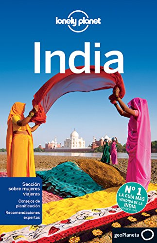 Lonely Planet India (Travel Guide) (Spanish Edition): Amy Karafin; Anirban Mahapatra; Bradley ...