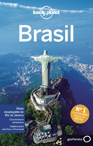 9788408124467: Lonely Planet Brasil / Brazil