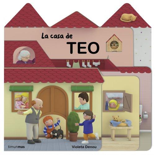 9788408124948: La Casa De Teo (Libros especiales de Teo)