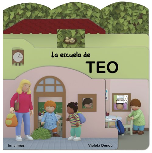 9788408124955: La escuela de Teo (Libros especiales de Teo)