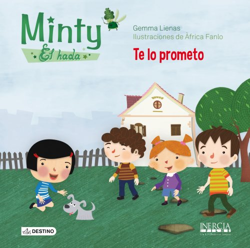 9788408125051: Minty, el hada. Te lo prometo (Spanish Edition)