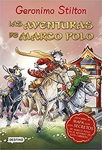9788408125082: Las aventuras de Marco Polo (Grandes historias Stilton)