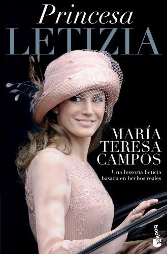 Princesa Leticia: Marïa Teresa Campos