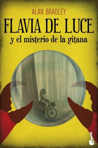 9788408126362: Flavia de Luce y el misterio de la gitana (Booket Logista)