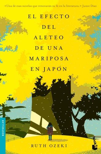 9788408127345: El efecto del aleteo de una mariposa en Japón