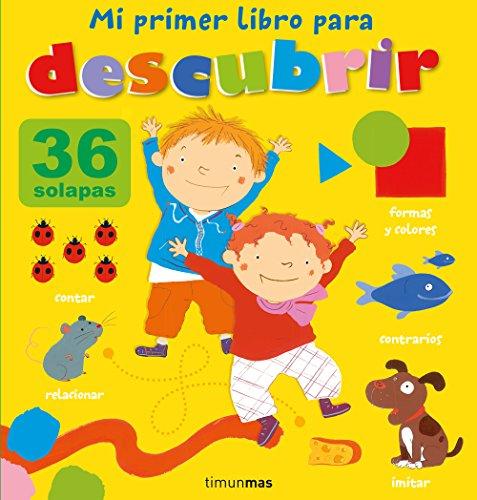 9788408127963: Mi primer libro para descubrir