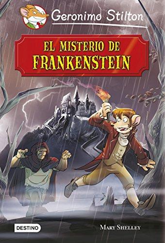 9788408130468: El misterio de Frankenstein