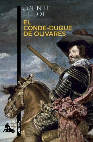 9788408130550: El conde-duque de Olivares