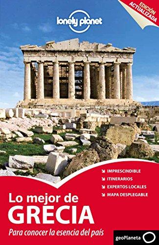 9788408132110: Lonely Planet Lo Mejor de Grecia (Travel Guide) (Spanish Edition)