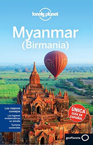 9788408132219: Lonely Planet Myanmar (Birmania) (Travel Guide) (Spanish Edition)
