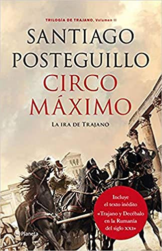 9788408132523: Circo Máximo