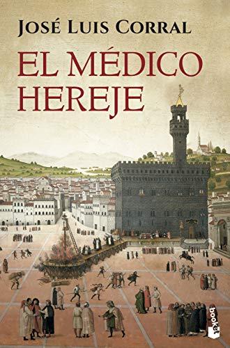 9788408133360: El médico hereje (Booket Logista)
