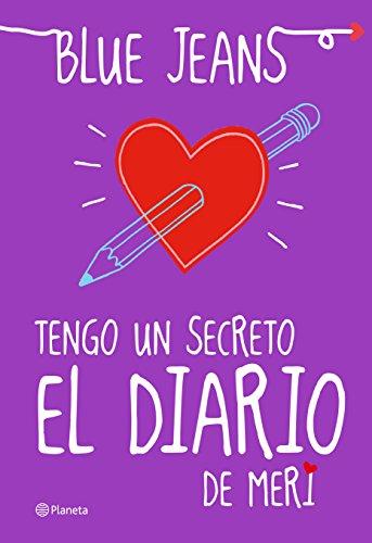 9788408133490: Tengo un secreto: el diario de Meri