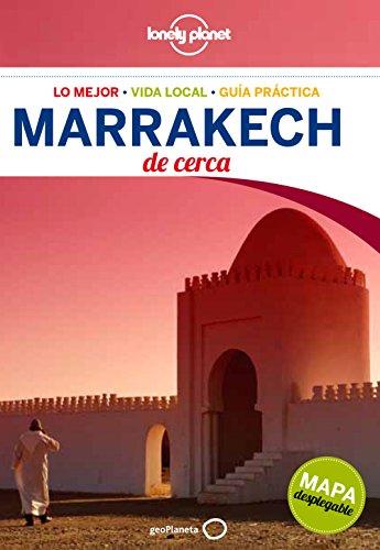 9788408133803: Marrakech De cerca 3: 1 (Guías De cerca Lonely Planet)