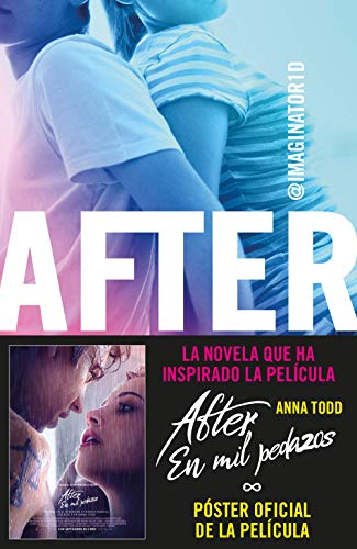 After, en mil pedazos: Anna Todd