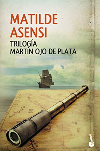 9788408137283: Trilogía Martín Ojo de Plata
