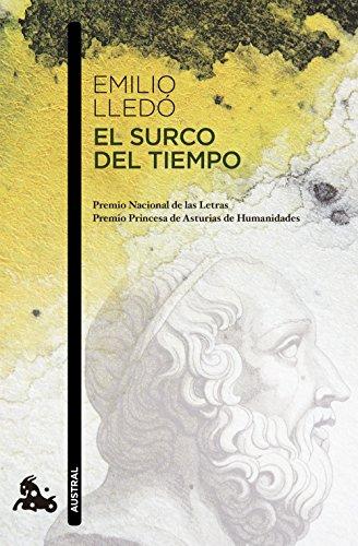 9788408138020: El surco del tiempo: Premio Nacional de las Letras (Contemporánea)