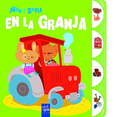 9788408139393: En la granja: Juan y Sof�a