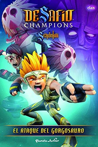 9788408140160: Desafío Champions Sendokai. El ataque del gorgosauro