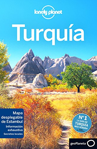 9788408140238: Lonely Planet Turquia (Travel Guide) (Spanish Edition)