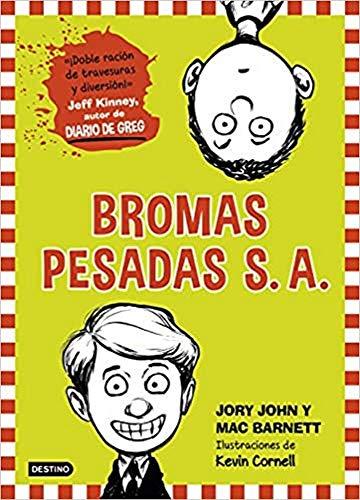 9788408141532: Bromas pesadas S. A. (Spanish Edition)