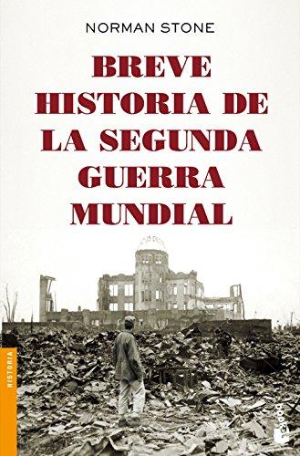 9788408142546: Breve historia de la segunda guerra mundial