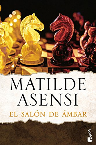 9788408143703: El Salón de Ámbar (Biblioteca Matilde Asensi)