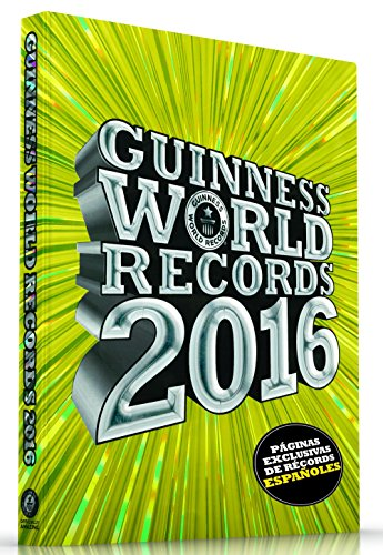 9788408144922: Guinness World Records 2016 (***VERSION ESPAGNOLE***)