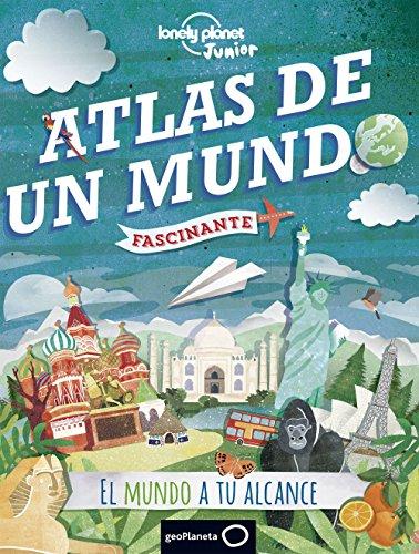 9788408145028: Atlas de un mundo fascinante (Lonely Planet Junior)