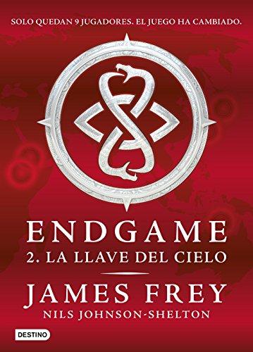 Endgame 2. La Llave Del Cielo: James Frey; Nils