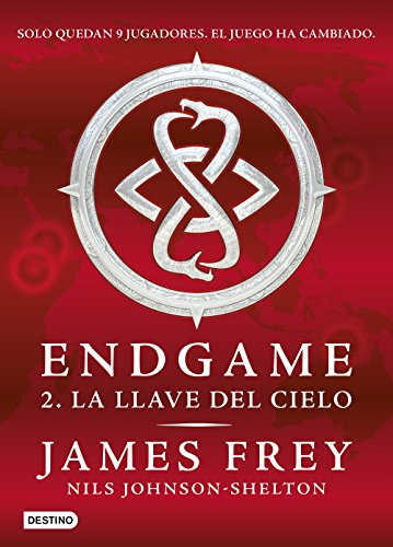 Endgame 2. La llave del cielo: James Frey