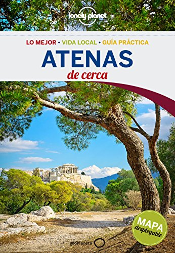 Lonely Planet Pocket Athens (Travel Guide) (Spanish Edition): Lonely Planet