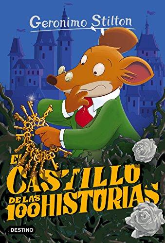 9788408149156: Geronimo Stilton. El castillo de las 100 historias