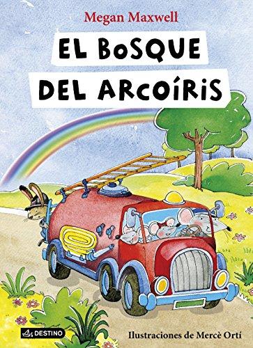9788408149316: El bosque del Arcoíris (Libros ilustrados)