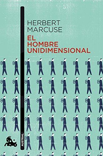 9788408151241: El hombre unidimensional