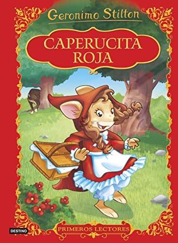 9788408152323: Caperucita roja: Primeros lectores (Geronimo Stilton. Primeros lectores)
