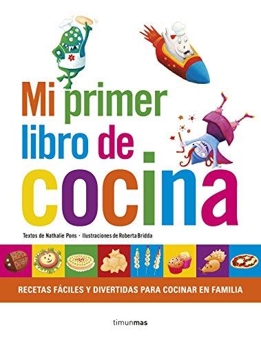 9788408152842: Mi primer libro de cocina (Libros de actividades)