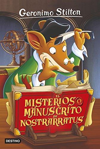 9788408155379: El misterioso manuscrito de Nostrarratus: Geronimo Stilton 3