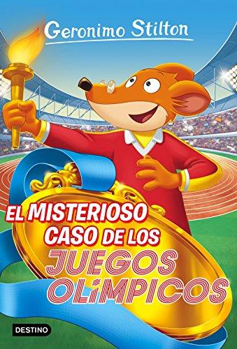 9788408157588: El misterioso caso de los Juegos Olímpicos: Geronimo Stilton 47