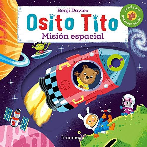 9788408158097: Osito Tito. Misión espacial