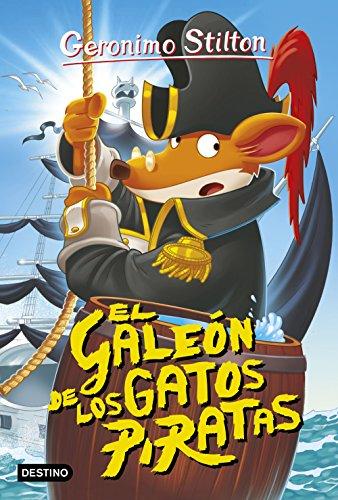 9788408158639: El galeón de los gatos piratas: Geronimo Stilton 8