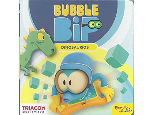 9788408159278: Bubble Bip. Dinosaurios