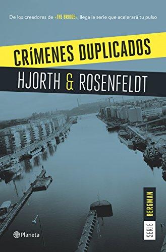 9788408159629: Crímenes duplicados (Serie Bergman 2): Un nuevo caso para el psicólogo criminal más famoso de Suecia (Planeta Internacional)