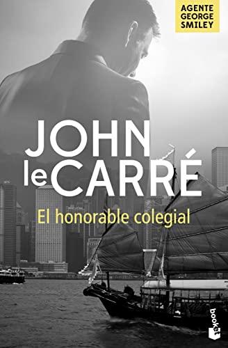 9788408161714: El honorable colegial (Biblioteca John le Carré)